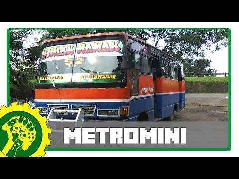 Minecraft Tutorial - Membuat Bus Metromini