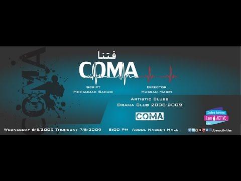 Beirut Drama Club 2008-09 Coma