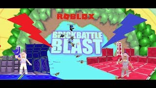 Roblox - Brick Battle Blast - France Détruisez tous les points de frai!! boum! 😊