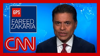Fareed: Coronavirus won't be a death knell for big cities. Here's why
