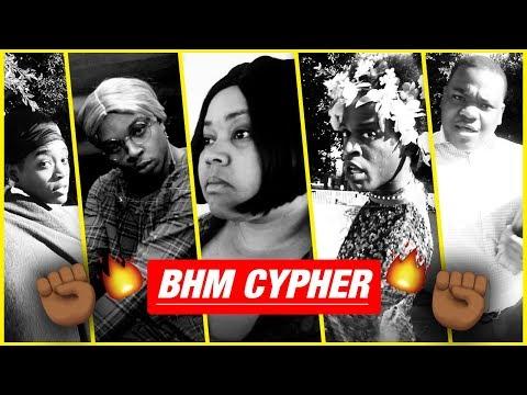 ✊🏾 BLACK HISTORY MONTH CYPHER ✊🏾 (ft. Tre Melvin, MacDoesIt, Miles Jai, & HartBeat)