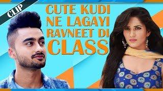 Cute Kudi Ne Lagayi Ravneet Di Class || Canteeni Mandeer || Ravneet Singh || MH One