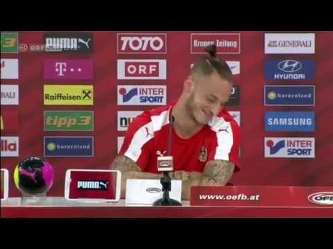 David Alaba & Marko Arnautović - Interview