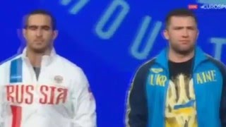Ukraine olympic weightlifting motivation