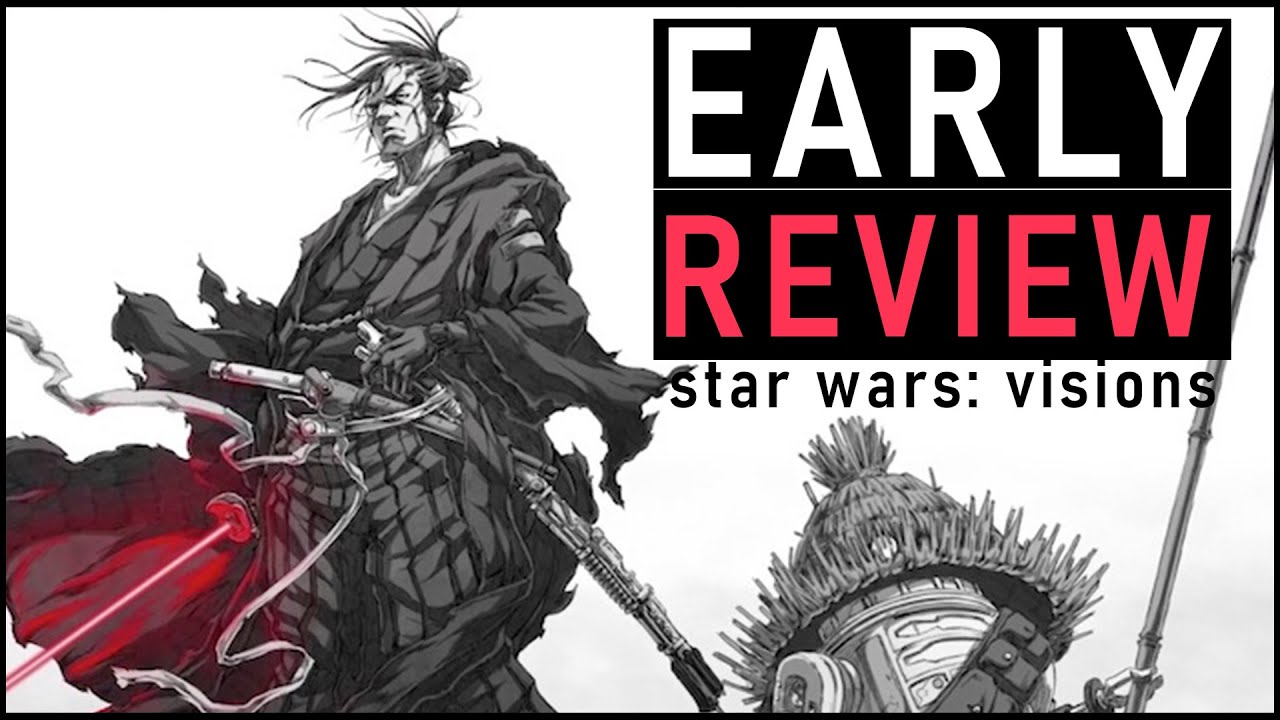 'Star Wars: Visions' review: The best 'Star Wars' project in years