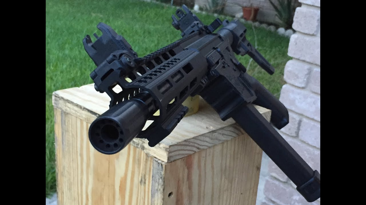 AR-9 Build New Frontier Armory