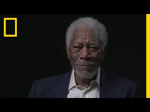 20 Questions with Morgan Freeman  The Story of God