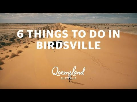6 things to do in Birdsville, Outback Queensland