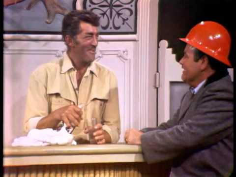 Dean Martin & Jonathan Winters - At the Bar