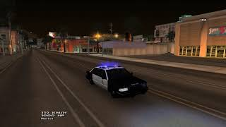 *net4game.com * SAMP police car, by LOST.