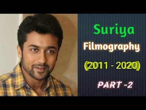 Suriya Filmography from 2011 - 2020 | Part 02 - YouTube