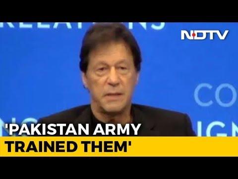 Pakistani Army, ISI Trained Al-Qaeda To Fight In Afghanistan, Admits Imran Khan