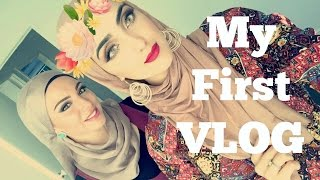 My WHITE Friend Tried The HIJAB For ONE DAY! ~ Immy