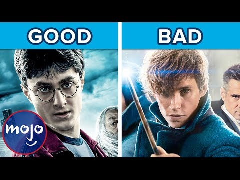Top 10 Reasons Fantastic Beasts is Ruining Harry Potter
