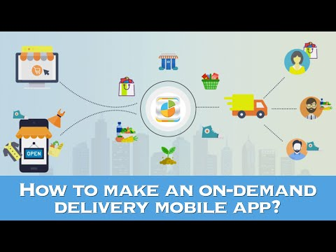 Make On Demand Delivery App Like Postmates & Doordash with Appy
