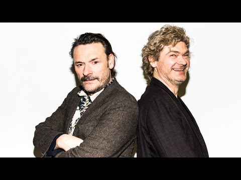 "Julian Barratt And Simon Farnaby Talk About Their New Film ""Mindhorn"""