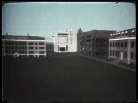Cornell in Perspective (1977) - First CGI architecture animation