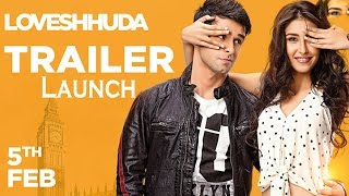 loveshhuda official trailer girish kumar navneet dhillon latest bollywood movie launch