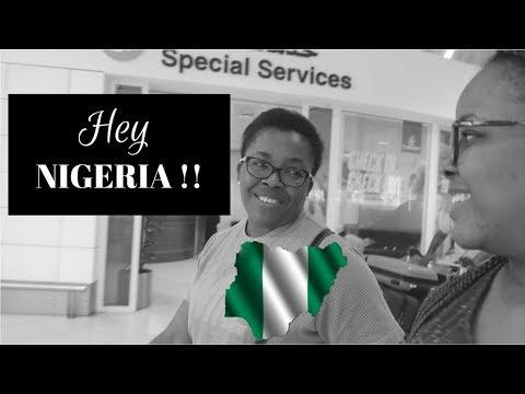 TRAVEL VLOG: FLYING TO NIGERIA ✈️ 🇳🇬