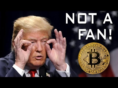 Donald Trump Is Not A Fan Of Bitcoin! What About Gold?