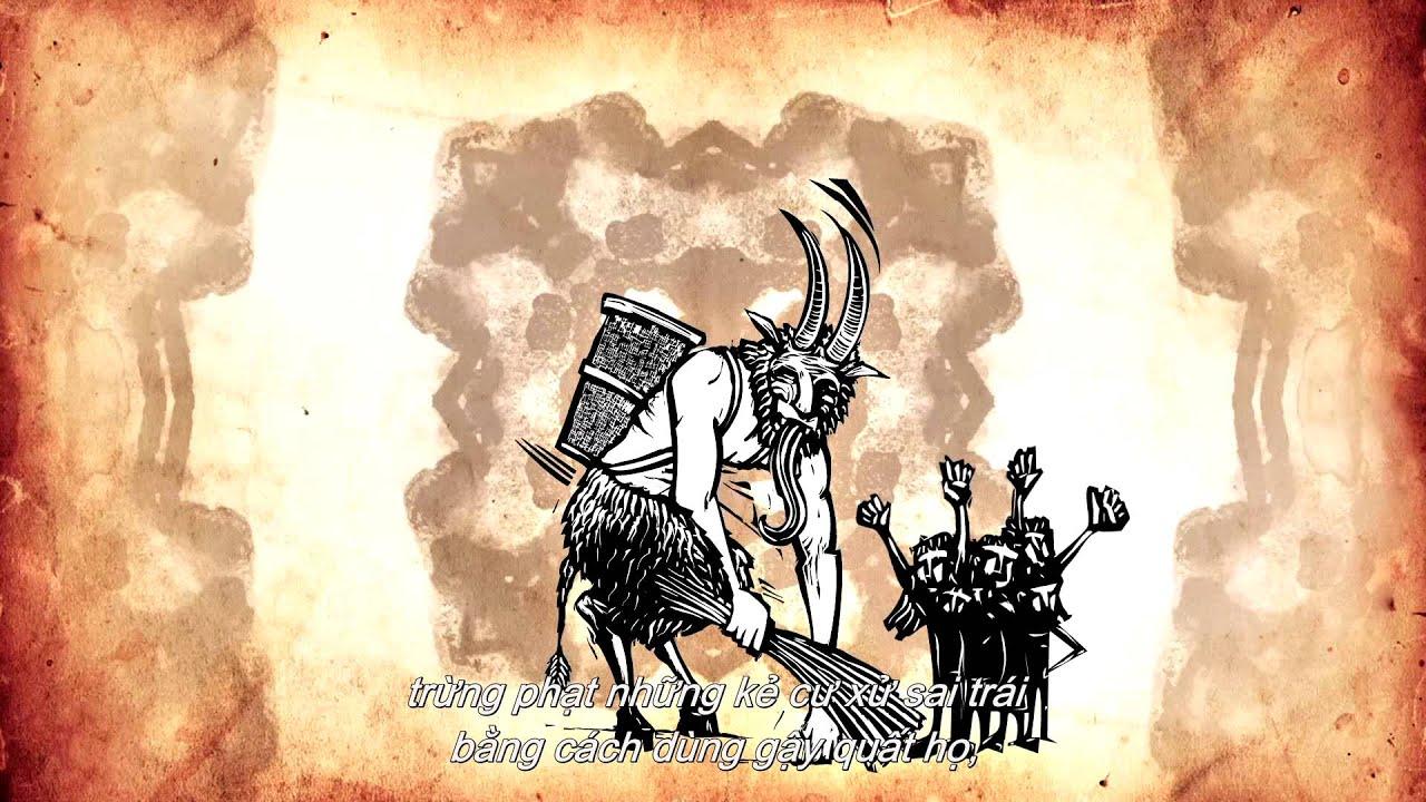 KRAMPUS: ÁC MỘNG ĐÊM GIÁNG SINH - Featurette truyền thuyết về Krampus