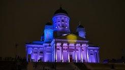 LUX Helsinki valoshow