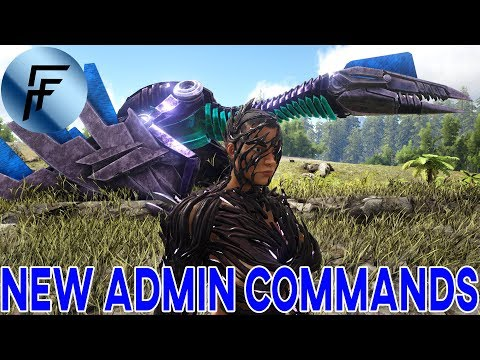Download Extinction Chronicles V New Admin Commands Ark