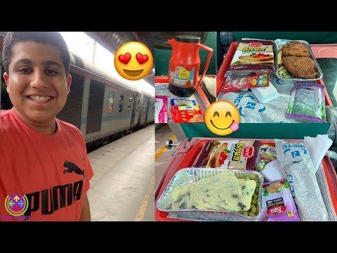 Dehradun Shatabdi Food Review | Delhi to Dehradun | 😍🔥😋