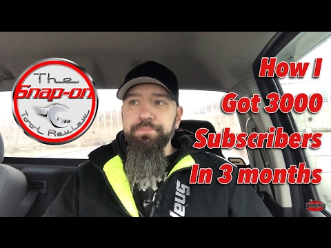 How I Got 3000 Subscribers In 3 Months On YouTube And How Much I Have Made So Far