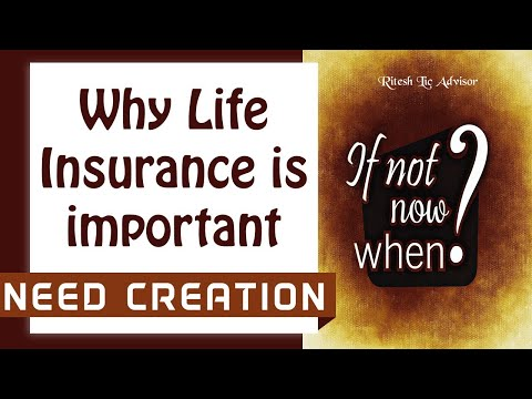 Why Life Insurance is important in Hindi By Ritesh Lic Advisor