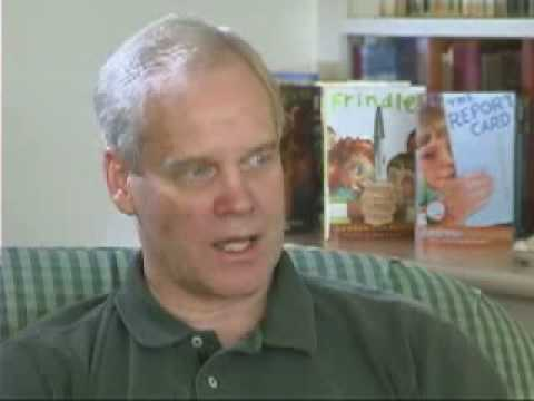 Talking with Author Andrew Clements