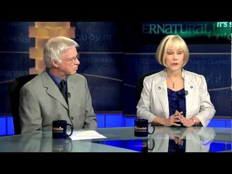 Dennis and Dr. Jen Clark on It's Supernatural with Sid Roth - God's Presence 24/7