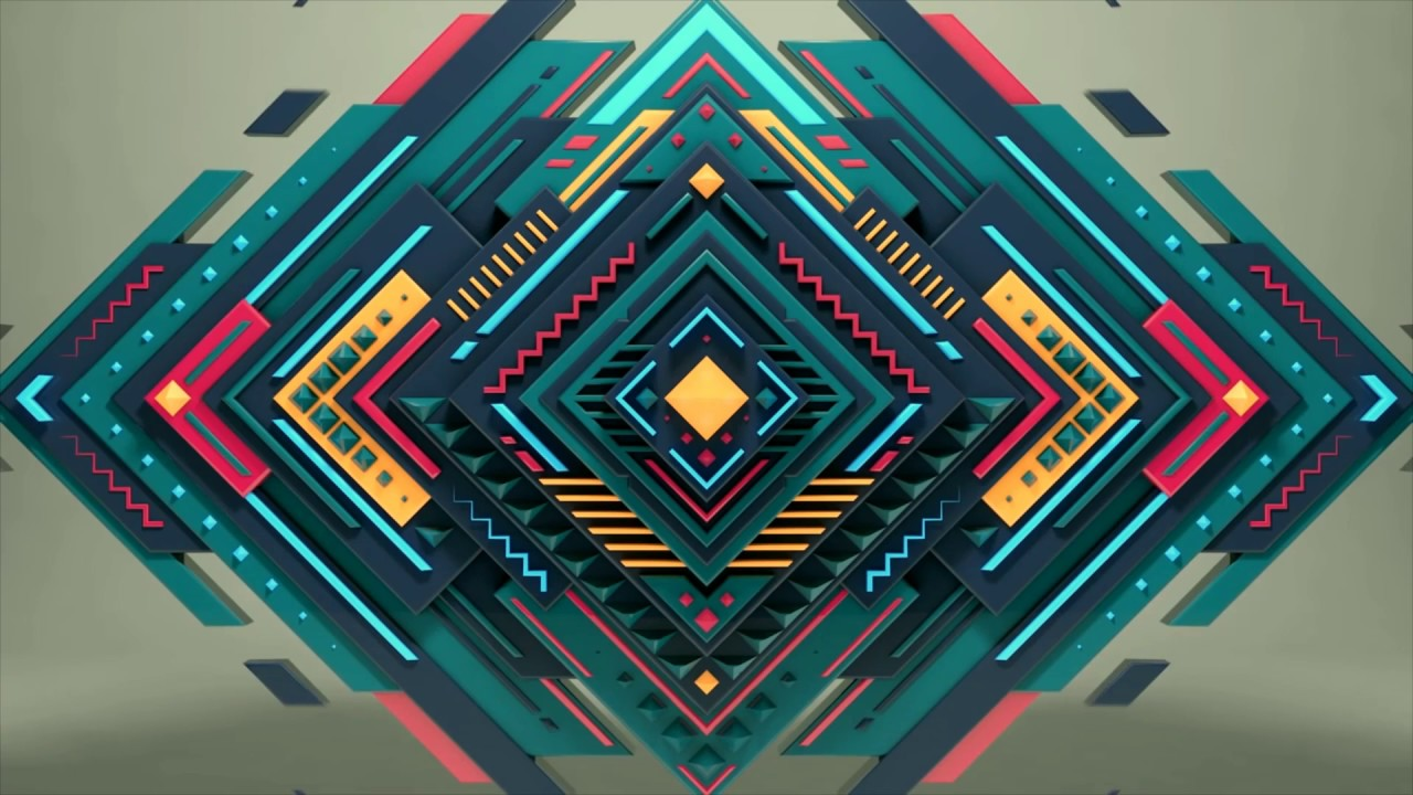 Abstract Design After Effects 2d 3d Motion Graphics