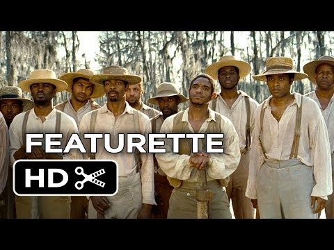 12 Years A Slave Movie Featurette - The Cast (2013) - Steve McQueen Movie HD