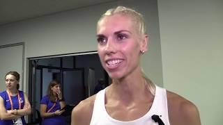 Mistrzostwa Europy Berlin 2018: Iga Baumgart-Witan po biegu półfinałowym