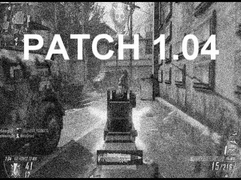 Treyarch black ops 2 patch notes