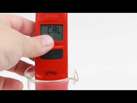 Medidores De PH Y Temperatura HI 98107 Y HI 97108 PHep