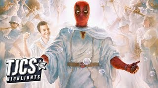 drawing deadpool