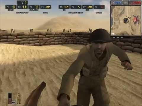 Battlefield 1942 - El Alamein Part 3