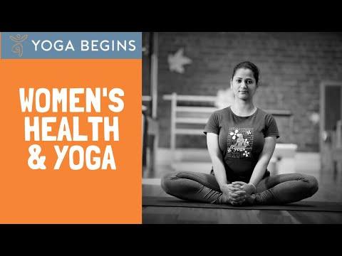 Yoga Tips: for women's health