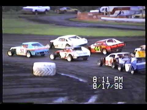 Benton County Speedway Compact Mod 8-17-96