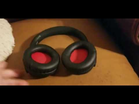 Yamay H7 Over Ear Wireless Headphone Youtube