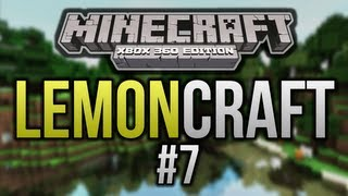 LemonCraft - #7 - Herobrine Is Near.. (Minecraft Xbox 360)