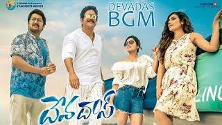 Gambar cover Devadas Full Movie BGM's (Background Music)   Nani   Nagarjuna   Rashmika Mandana   Akanksha Singh  