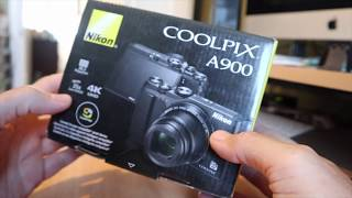 sUPER ZOOM! Nikon Coolpix A900 Review at the Beach - Netcruzer TECH