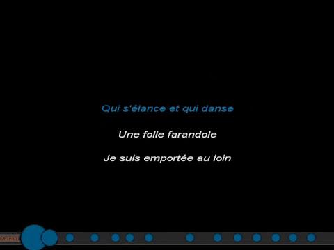 Karaoké - Edith Piaf - La foule