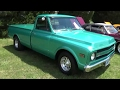 1969 Chevrolet C10 Longbed Pickup Custom