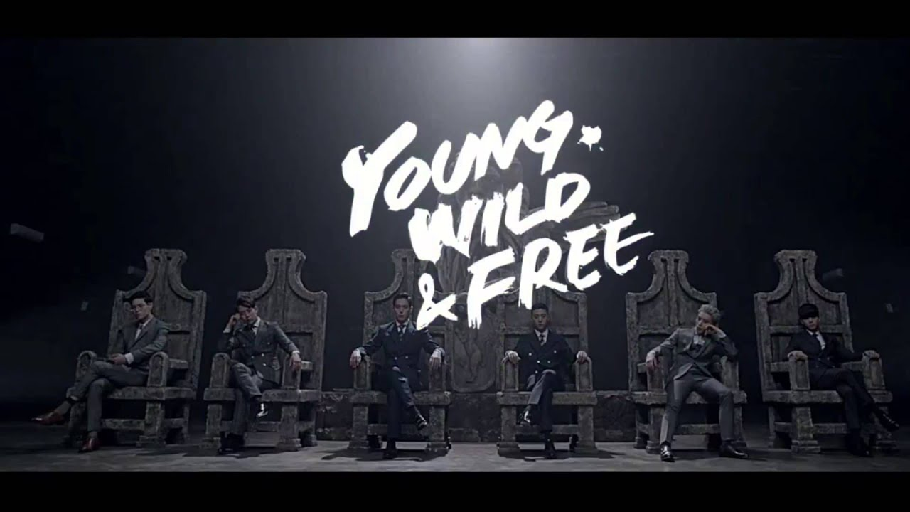 Bap Young Wild And Free Nightcore Ver Youtube