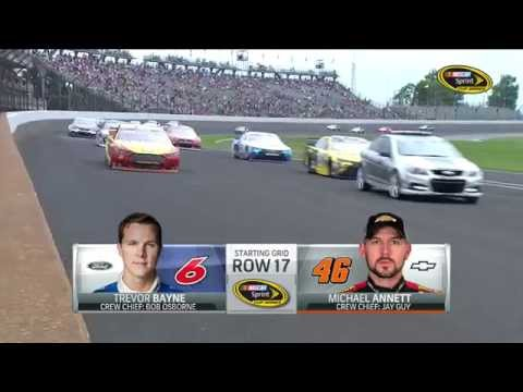 NASCAR Sprint Cup Series - Full Race - Crown Royal Presents the Jeff Kyle 400 at Indianapolis