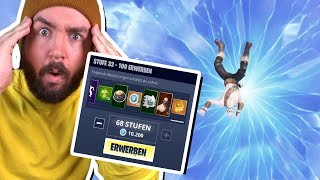 Fortnite SEASON 5 20.000 VBucks BATTLEPASS Stufe 100!